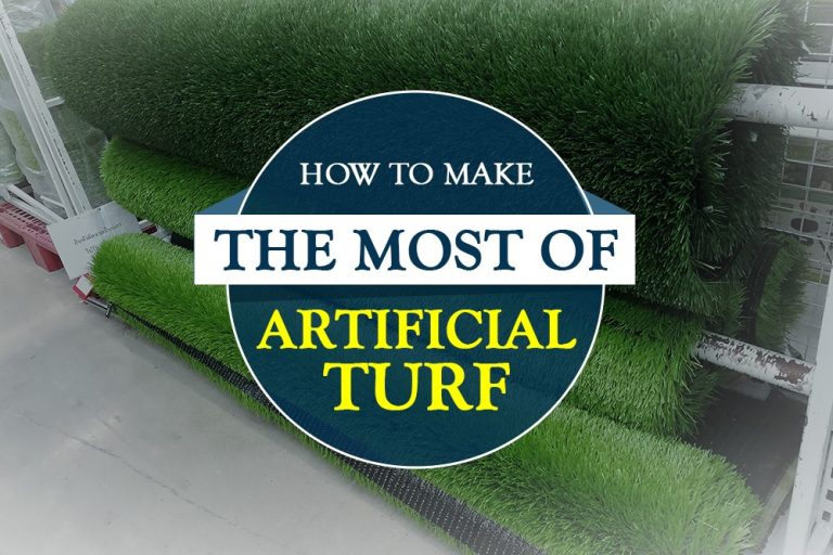 Most Of Artificial Turf